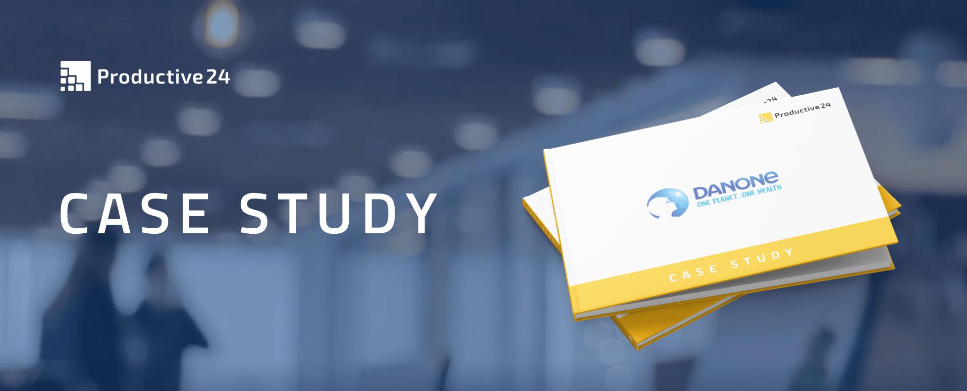 Case study DANONE